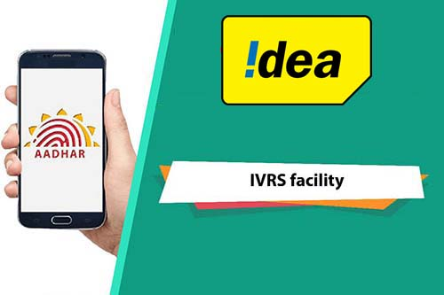 How to Re-Verify Idea Number with Aadhaar on IVR