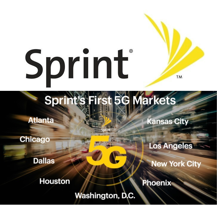 Wow! Sprint finally added more cities to be covered by upcoming 5G network