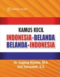KAMUS KECIL INDONESIA-BELANDA BELANDA-INDONESIA