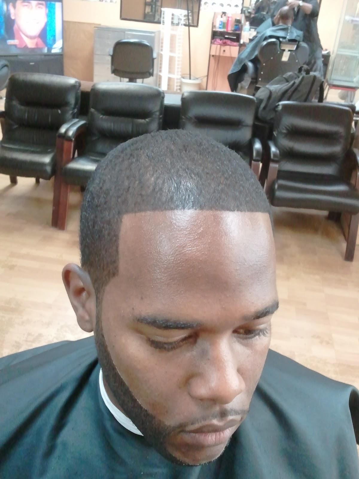 bishop aka 2pac juice haircut by ken the barber