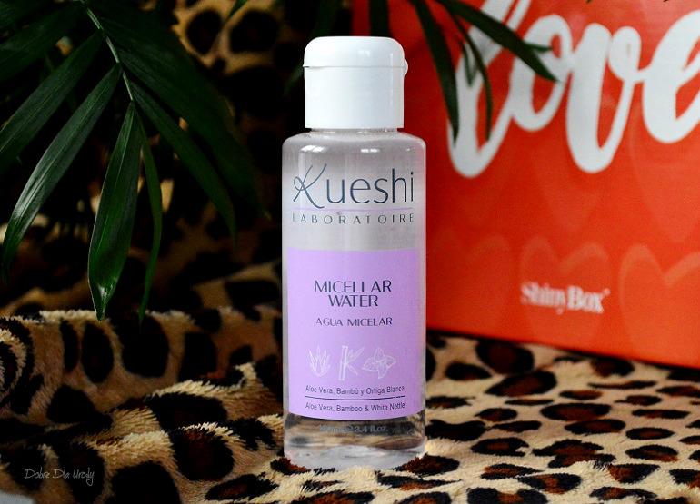 Kueshi Pure&Clean Micellar Water Woda micelarna do twarzy