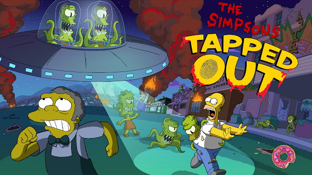 The Simpsons Tapped Out v4.36.0 MOD APK