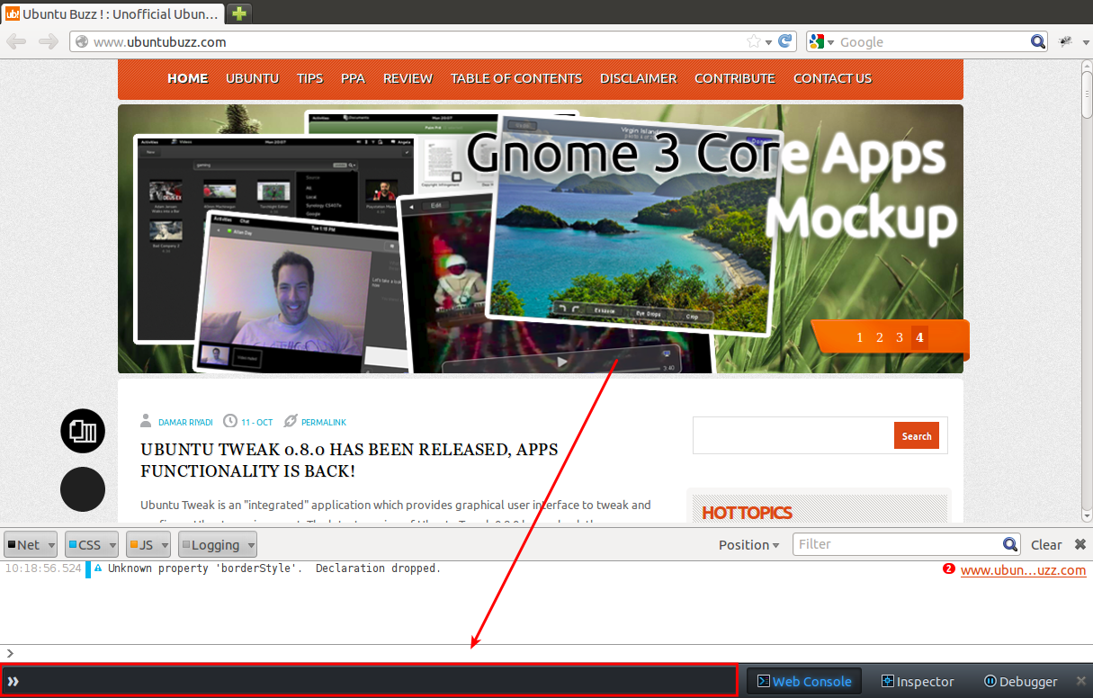 Mozilla Firefox 16 Has Been Released, Many Changes for Developer Tool