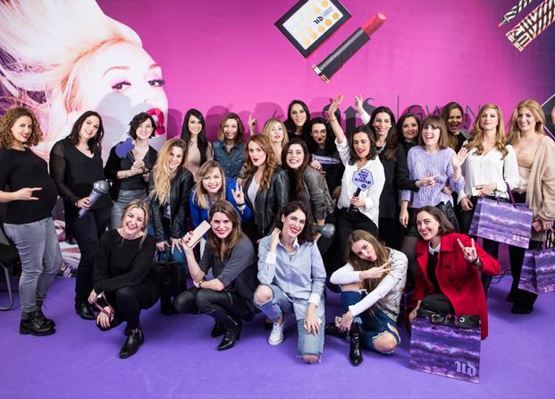 Urban Decay y Gwen Stefani se unen para lanzar la colección de esta Primavera