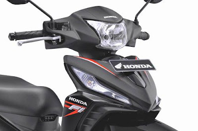Fitur Honda Revo X