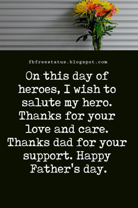 Happy fathers day messages wishes greeting with images happy fathers day messages m4hsunfo
