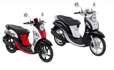Desain Yamaha Fino