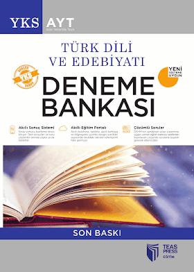 Teas Press AYT Edebiyat Deneme Bankası PDF