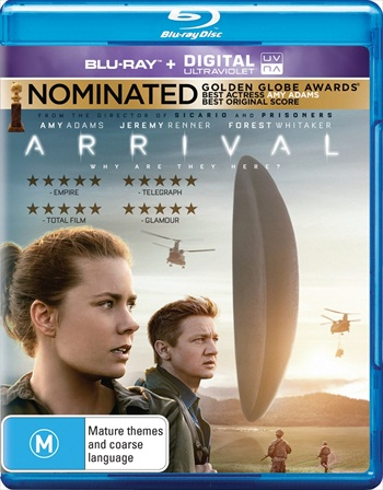 Arrival 2016 English Bluray Movie Download