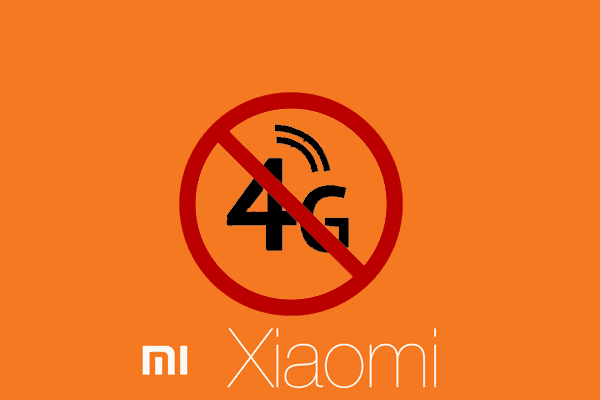 Tutorial lengkap memperbaiki sinyal 4G yang menghilang pada Smartphone Xiaomi