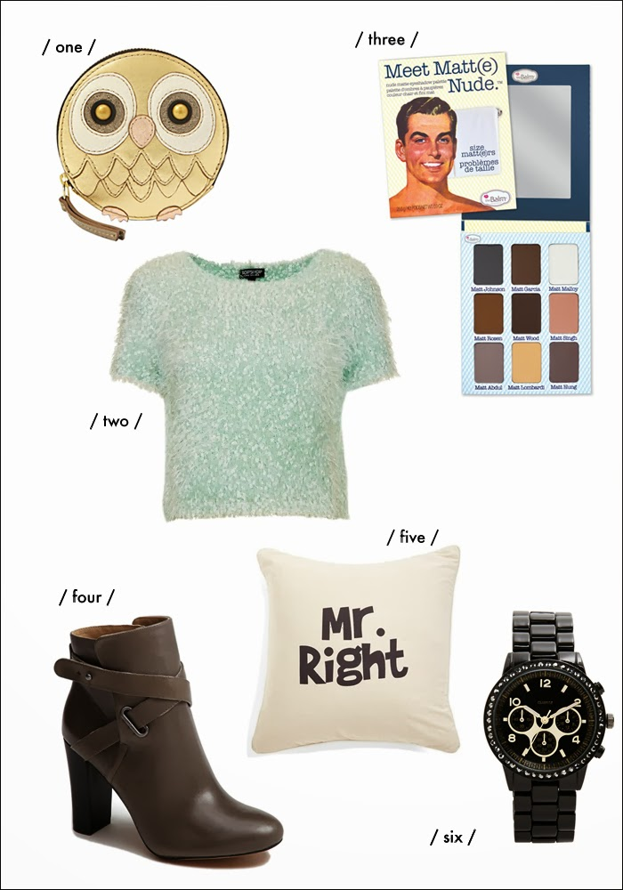 Nordstrom, gift ideas, eyeshadow, fuzzy sweater, coin purse, statement watch, watch under $25, booties, sole society,