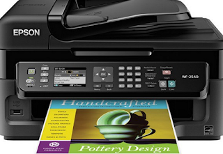 Epson WorkForce WF-3530DTWF Driver Download