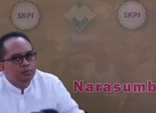 Pimpinan Bank Muamalat Wilayah Sulampua, Ahmad S Ilham.