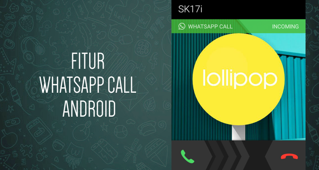 WhatsApp Call Android