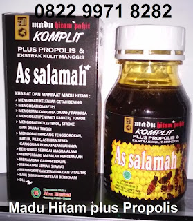 Beragam khasiat madu hitam pahit asli al hidayah mubarok Original