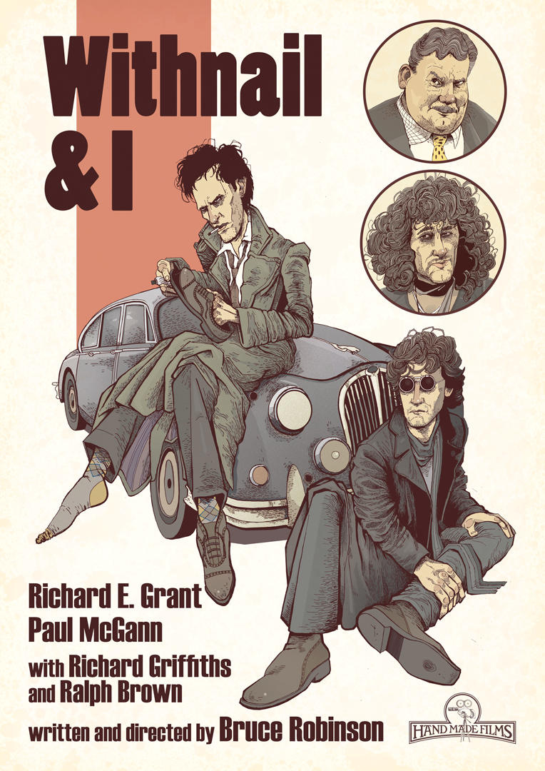 Alternative Movie Poster Withnail and I