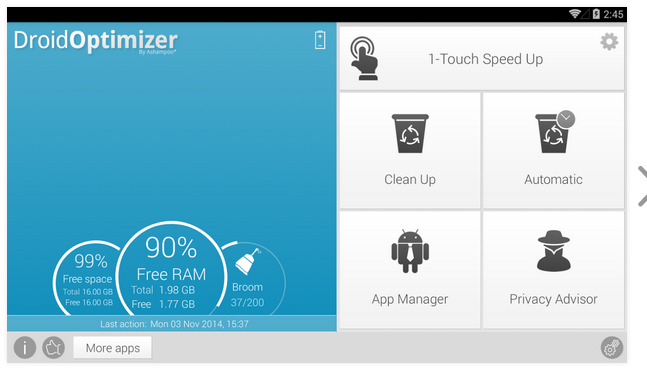 Best Ads Free RAM Cleaner For Android - HOTINDIA NET