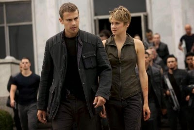 "Review of the movie ""Insurgent."""