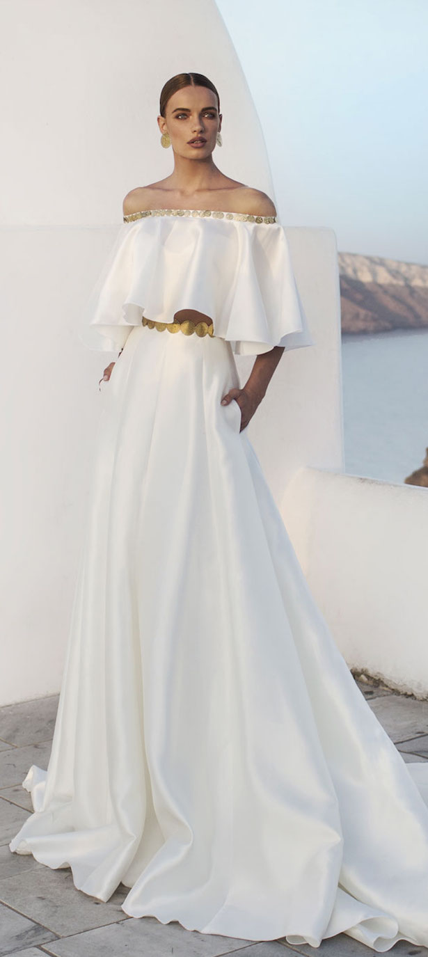 Avant Garde Wedding Dress 66 Cool Oct