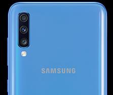 Samsung Galaxy A70 Phone Camera Details