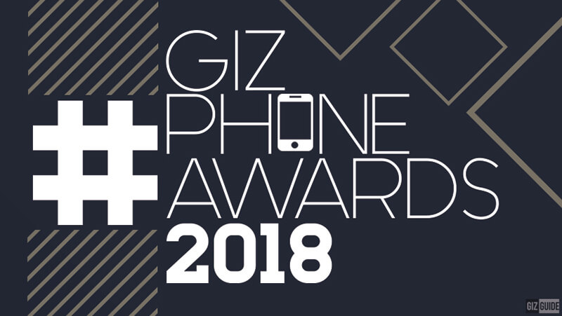 A lot of Huawei phones are nominated at #GIZAwards2018