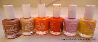 Polish Me Beautiful Bettina Nail Enamel Review Rese 241 A Esmaltes Bettina