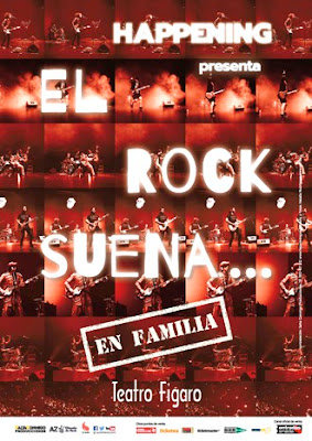 """""""El ROCK SUENA… EN FAMILIA"""": MÚSICA Y CULTURA SON EL MISMO LENGUAJE"""