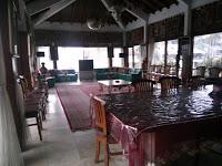 sewa villa bukit danau 5 KT ada kolam renang