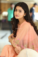 Avantika Mishra Looks beautiful in peach anarkali dress ~  Exclusive Celebrity Galleries 001.JPG