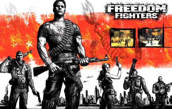 freedom fighters games