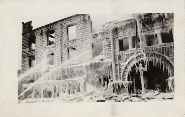 Pueblo's Grand Opera House Fire