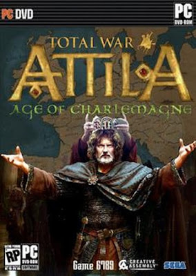 [GameGokil.com] Total War ATTILA Age of Charlemagne Campaign Pack Full Iso