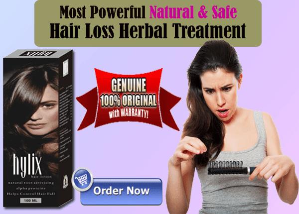 Safe Hair Loss Herbal Treatment
