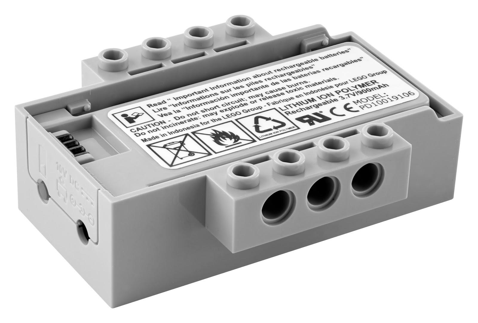 TechnicBRICKs: WeDo 2.0 - the new parts