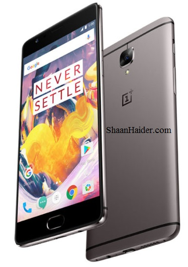 OnePlus 3T : Full Hardware Specs, Features, Price and Availability