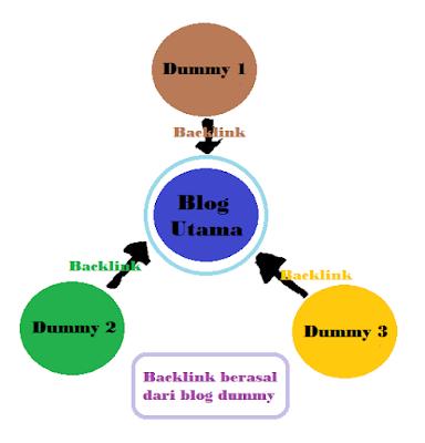 Pengertian Dan Kegunaan Blog Dummy, Serta Pengaruhnya Untuk Seo