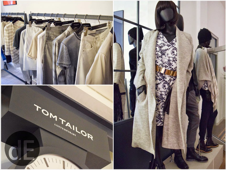 Women kollektion Tom Tailor HW 2015