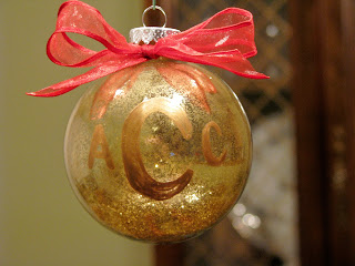 Homemade Christmas Ornaments- www.thecreativeconfectionista.com