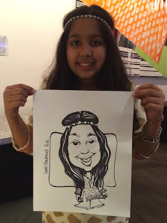 alberta girls caricatures