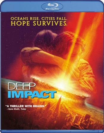 Deep Impact 1998 Hindi Dubbed 480p BDRip x265 240mb