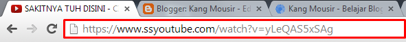 Cara Download Video di Youtube