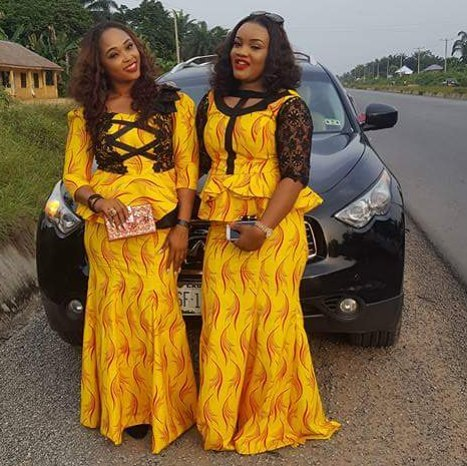 Super Gorgeous Ankara styles for Beautiful Ladies to Slay in 2018