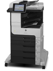 HP LaserJet Enterprise 700-M725z drivers and review