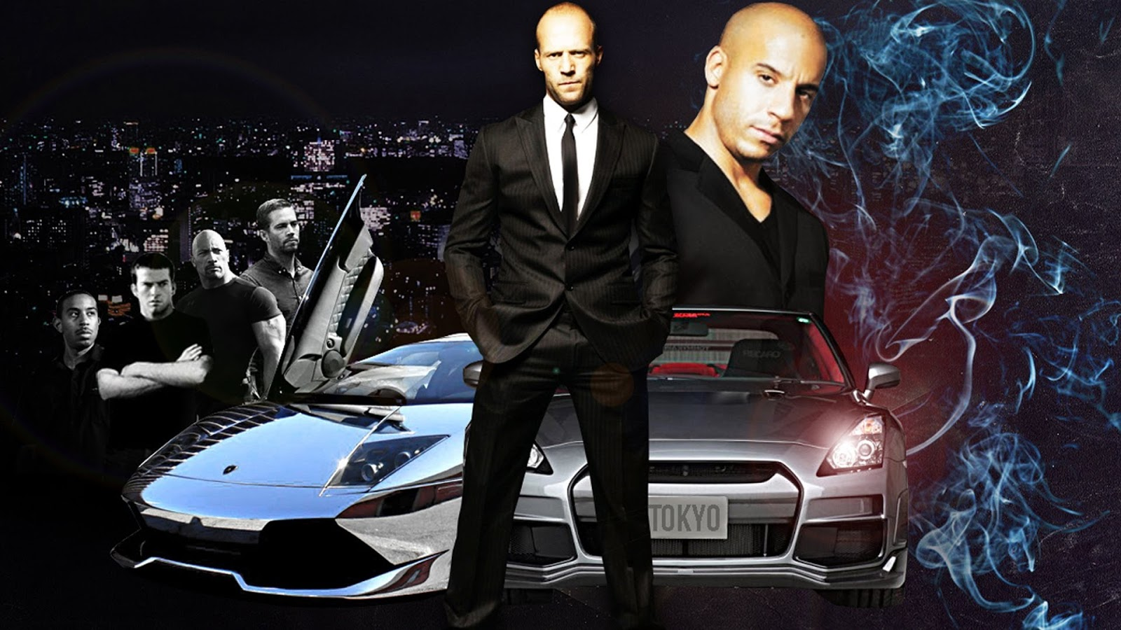 Fast and furious 8 movies 2017 top 10 hd wallpapers hd - Furious 8 wallpaper ...