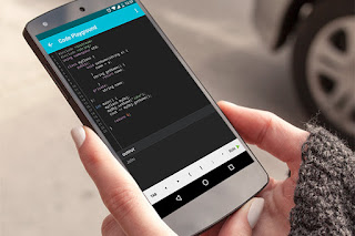 Aplikasi Android Untuk Belajar Koding