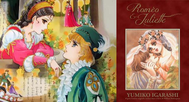 Roméo & Juliette par Yumiki Igarashi