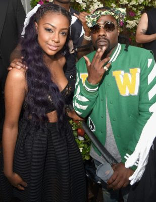 "PHOTO: Justine Skye Ft. Wale- ""Fun"""
