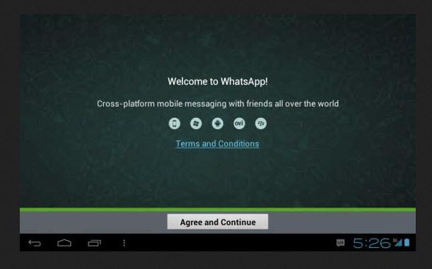 #3 Menggunakan Whatsapp tanpa Nomer HP