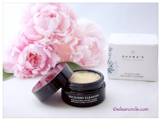 Bálsamo desmaquillante, cosmética natural, Dafna's Personal Skincare