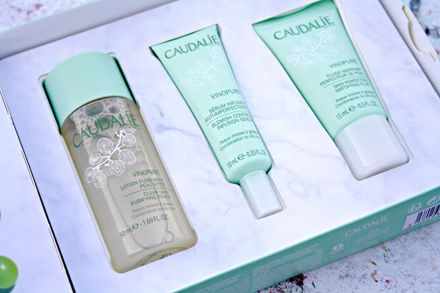 Caudalie Vinopure Collection - Starter Kit